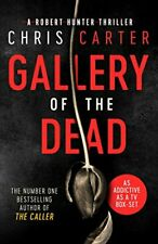 Gallery of the Dead (Robert Hunter 9), Carter, Chris, Used; Good Book