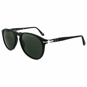 Persol Sunglasses 9649 95/31 Black Green