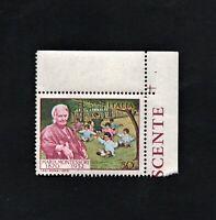 francobollo repubblica italiana Centenario della nascita di Maria Montessori '70