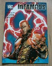 INFAMOUS : Mini-Comic/BD [Collector - Ps3/Xbox360 - EN]