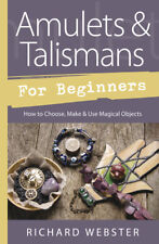 AMULETS & TALISMANS FOR BEGINNERS Book magick pagan wicca wiccan witchcraft