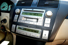 Fits Toyota RAV4 01-05 Carbon Fiber Dash Kit Interior Dashboard Parts Lope