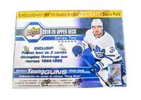 2019-20 UD Upper Deck Hockey NHL Cards Series 2 🔥Mega Box Young Guns MUST LOOK