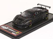 FERRARI 488 GT3 BBR - Matt Black - BBRC180MB - 1/43