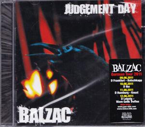 BALZAC Judgement Day GER Press Gan-Shin GSCD077 2011 CD NEW
