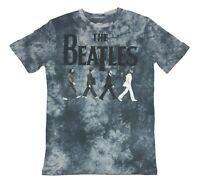 The Beatles Abbey Road Icon Rock Music Band Retro Mens Tie Dye T Shirt S-2XL