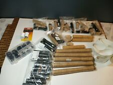 Rod building Lot-10 Discontinued Fuji Spinning Reel Seat ~ Portugal Cork ~ China