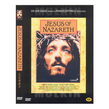 Jesus Of Nazareth (1997) 2 disc DVD - Franco Zeffirelli (*New *All Region)
