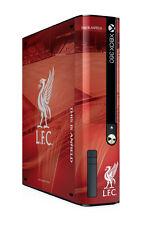 xBox 360 E GO Console Skin Sticker Liverpool Football Club Official Reds New
