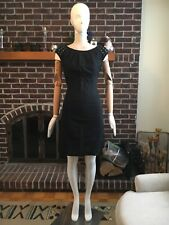 Spense Anthracite Black Dress Size 6