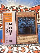 OBELISK THE TORMENTOR in inglese RARA SEGRETA Yu-Gi-Oh! originale no slifer - ra