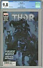 Thor 5 CGC 9.8 3rd Third Printing Edition Variant Cover Nic Klein Black Winter