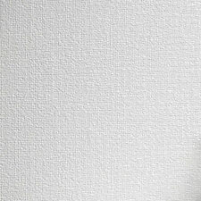 44674 Anaglypta Wallcovering Luxury Textured Vinyl Milford Plain White