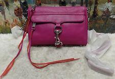 Rebecca Minkoff 'Mini M.A.C.' Shoulder Bag in Fuchsia