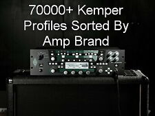 Kemper Profiles 70k+ files