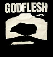 GODFLESH cd lgo GODFLESH FACE Official SHIRT XL new