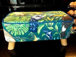 large footstool recovered