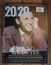 Time Out 20/20 magazine - Frank Sinatra (July 1990 - Issue 16)