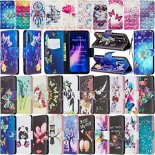 For Xiaomi Redmi 8 8A 7 7A Note 7 8 Pro 8T Wallet Stand Flip Leather Case Cover