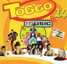 Toggo Music 14-NUOVO CD-Argento lunare Lazytown-Lazy Town-Beyonce-shanadoo