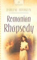 Romanian Rhapsody by Darlene Franklin