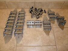 Heavy Duty Garage Door Hinge & Roller Tune Up Kit for 16x8 or 18x8 Steel Rollers