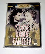 "Frank Borzage ""Stage Door Canteen"" Katharine Hepburn 1943 Classic DVD"