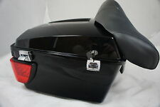 New King size fits Harley HD Tour pak Touring Street Road glide king w/ light