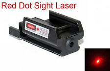 Huning Guns Red Laser Dot Sight for Glock 17 19 20 21 22 23 30 31 32