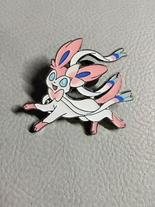 Dark Sylveon Pin from Celebrations 25th Anniversary 2021 Official Pokemon Pin