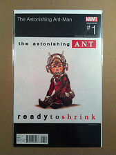 ASTONISHING ANT-MAN #1 MARK BROOKS HIP-HOP VARIANT COVER BIGGIE NM 1ST PRINTING