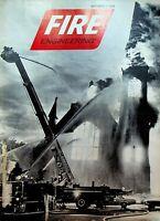 Fire Engineering Magazine September 1972 Lynn Mass Methodist Church Fire
