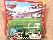 Disney PIXAR Cars Pit Race-Off Chick Hicks RaceORama Free Shipping