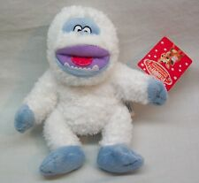 Rudolph The Red Nosed Reindeer Bumble Abominable Snowman Plush Stuffed Animal Ne