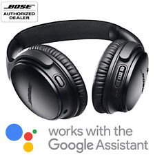 Bose QuietComfort 35 Noise Cancelling Wireless Headphones Series II - QC35 Black