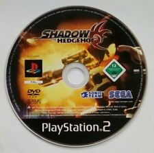 *DISK ONLY* Shadow The Hedgehog Playstation 2 Two PS2 PSTwo PS