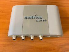 Metrico Wireless Muse Complete Set Targus Music Sound Box 01020121