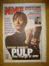 NME 1996 FEBRUARY 24 PULP JARVIS COCKER AUTEURS FIST OF FUN