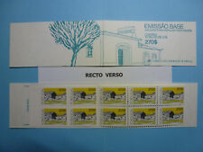 LOT 11064 TIMBRES STAMP CARNET ARCHITECTURE POPULAIRE PORTUGAL ANNEE 1988