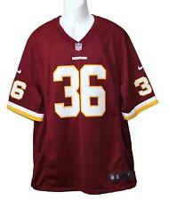 Nike Washington Redskins Su'a Cravens Jersey #36 NFL On Field Label Size XL