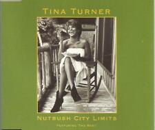 Tina Turner - Nutbush City Limits 1991 CD single