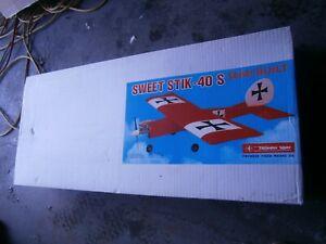 THUNDER TIGER Sweet Stick 40 ARC R/C AIRPLANE Kit
