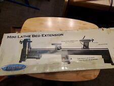 ROCKLER excelsior MINI LATHE BED EXTENSION