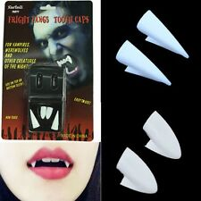 Vampire Teeth Halloween Party Dress Prop Horrifying Zombie Dentures for Cosplay