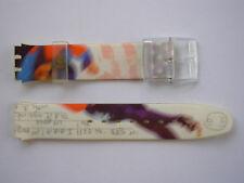 SWATCH x SCUBA DAN JANSEN OLYMPIC VARIANT - SDZ900 - 1996 - NEW strap armband