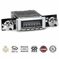 1963-64 Chevrolet Chevy Car RetroSound Laguna Radio AM/FM AUX RetroRadio Stereo