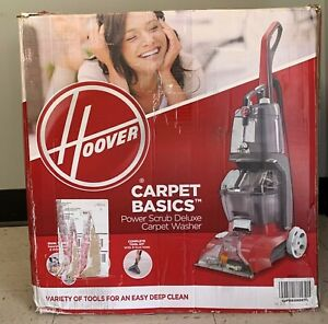 HOOVER Carpet Cleaner Power Scrub Deluxe Machine Cleaning Scrubber| PARTS ONLY