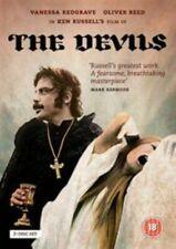The Devils DVD 1971 Ken Russell 2 Disc 2012 BFI Vanessa Redgrave Oliver Reed R2