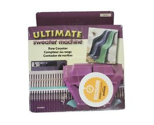 ROW COUNTER for ULTIMATE SWEATER KNITTING MACHINE New in Box