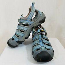 Keen Footwear Womens Size 7 Arroyo II Hiking Sandals Waterproof Blue Fisherman
